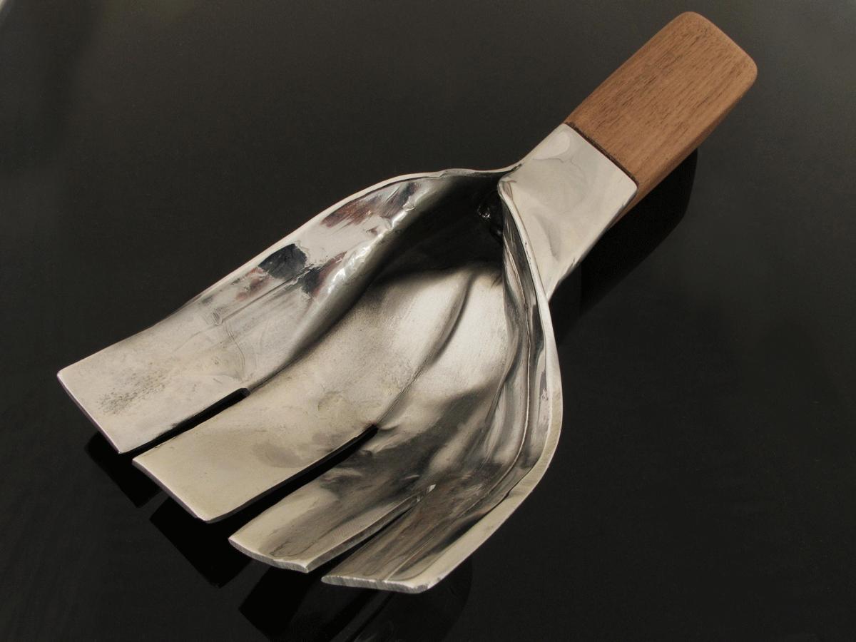 Kimel Handmade Stainless Steel Utensils Nature
