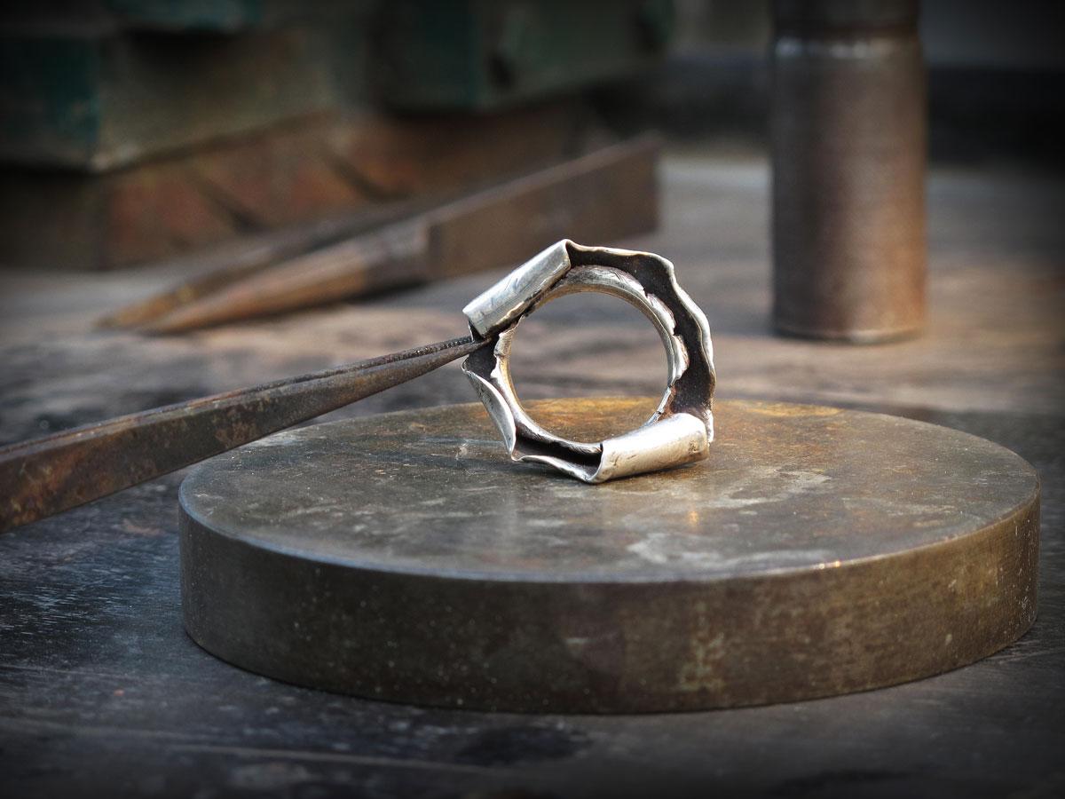 Nature Preserve Jewelry design by Gur Kimel גור קימל ...
